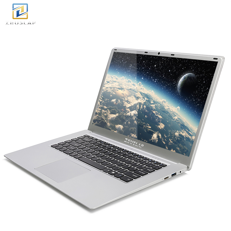 15.6inch Laptop 8GB Ram+500GB 1000GB 2000GB HDD Intel Quad Core CPU 1920*1080P Full HD Win10 System School Notebook Computer