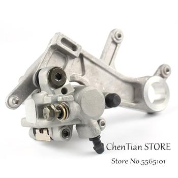 Motorcycle Rear Brake Caliper For Honda CRF450R 2002-2016 CRF450X 2005 2006 & 2008 2009 & 2012-2016 CRF 450 X R