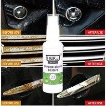 Car Logo Rust Metal Bright Strip Decorative Strip Cleaning Brightener Renovation Chrome Plating Retreading Tools