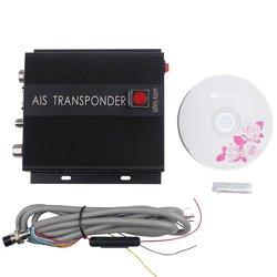 Matsutec HA-102 Marine AIS empfänger und sender system KLASSE B AIS Transponder Dual Kanal Funktion CSTDMA Funktion