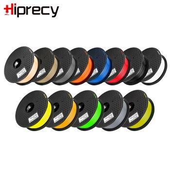 Hiprecy Filament PLA 1.75mm 1kg Printing Materials Colorful For 3D Printer 3D Pen Orange White Black Red Blue