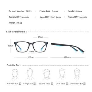Image 4 - MERRYS Gafas de bloqueo para niños y niñas, diseño antiluz azul, gafas para juegos de ordenador, gafas de rayos azules S7103