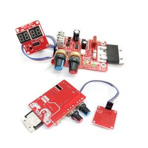 Image 3 - Панель управления аппаратом для точечной сварки, строительная плата управления, плата управления таймером, током, временем и током, цифровой дисплей 40 А/100 А