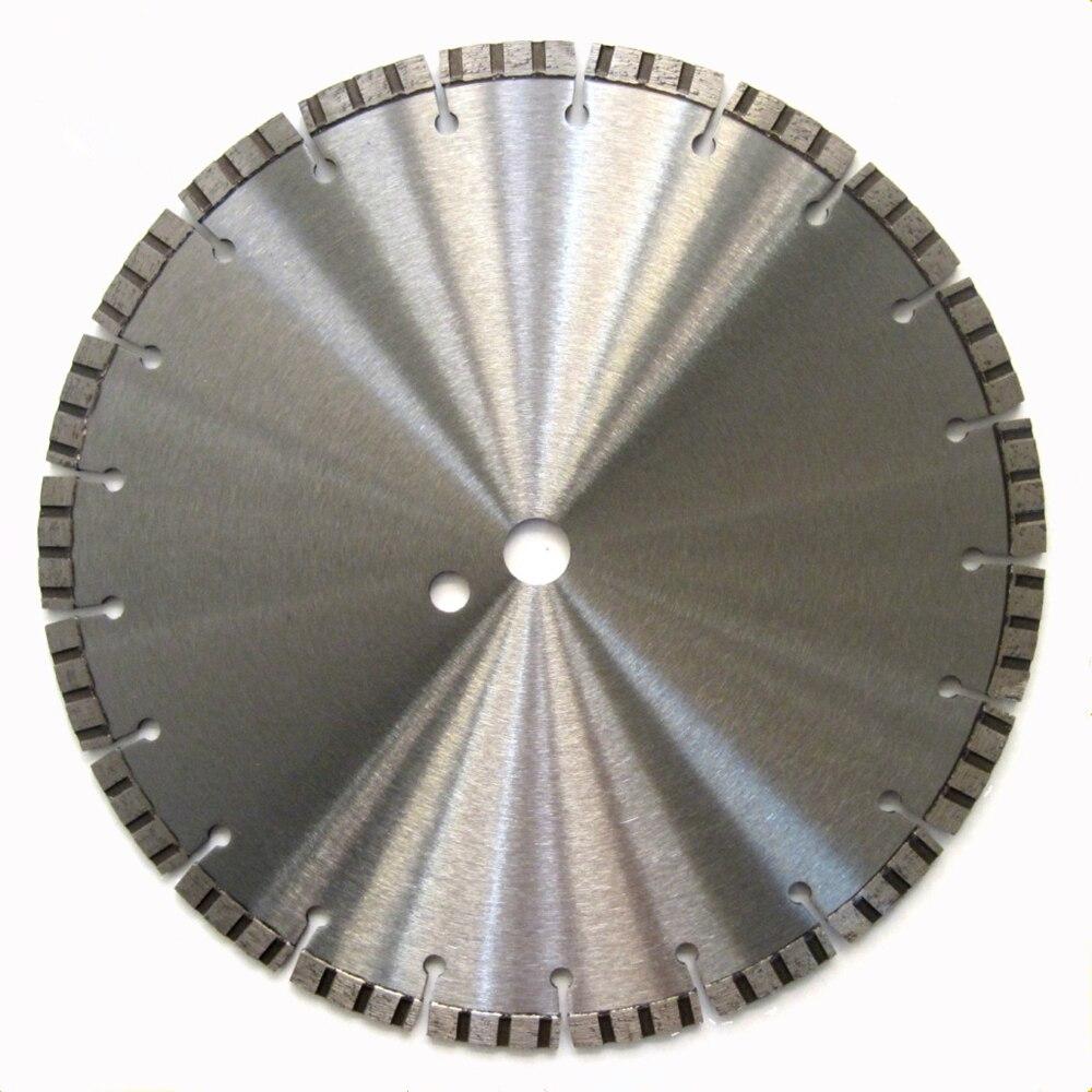 DB68 Laser Welded Wet Cut Diamond Swa Blades D300mm 12 Inch Turbo Segmented Diamond Cutting Disc For Concrete And Bricks 1PC