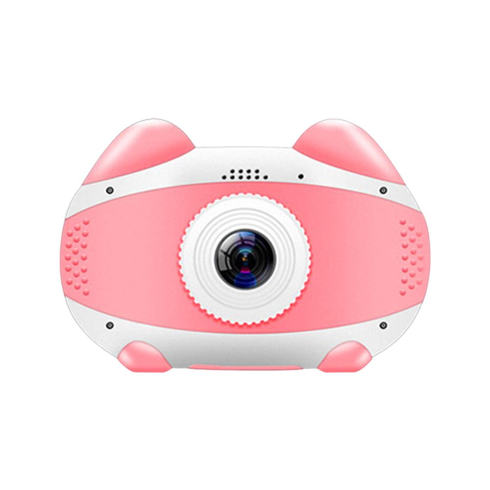 Ha026fba135de4745b0390d34a63d1be2N 2019 Newest Mini WiFi Camera Children Educational Toys For Children Birthday Gifts Digital Camera 1080P Projection Video Camera