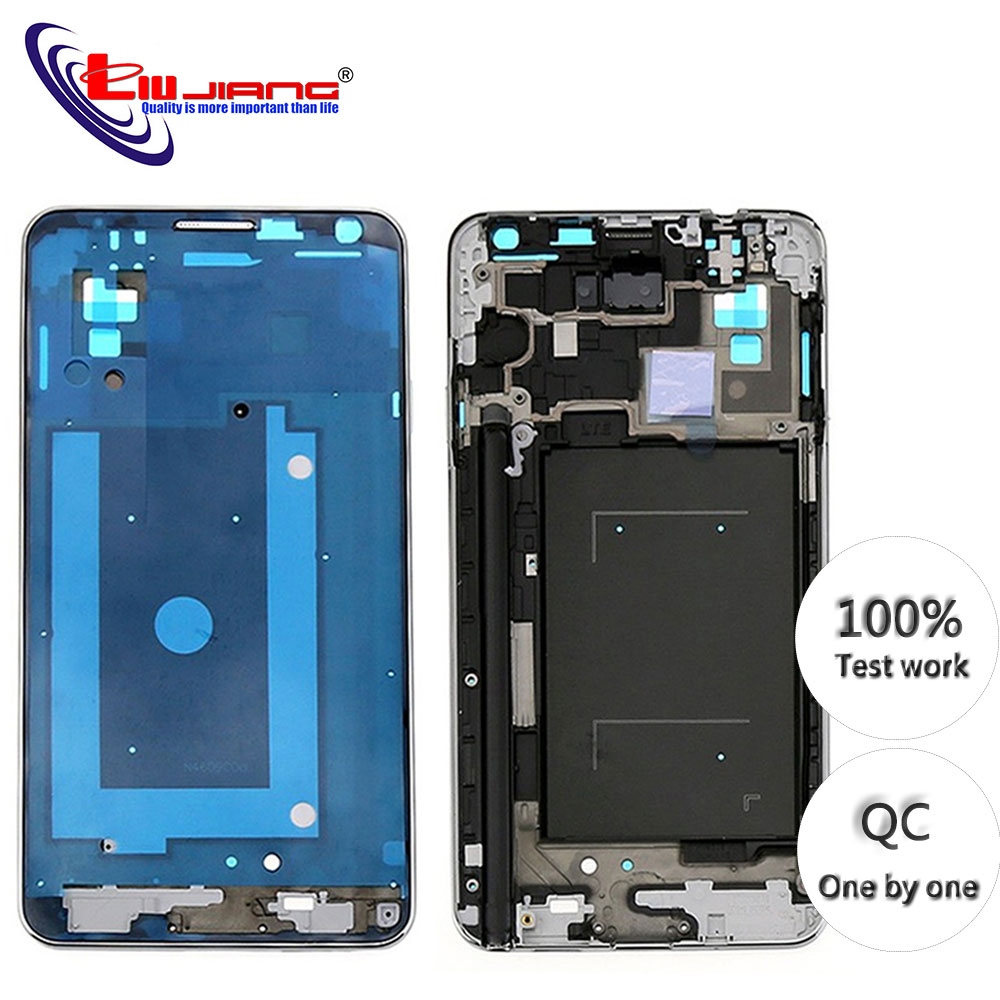 Original Middle Frame For Samsung Note 3 N900 N900S N9005 Middle Housing Plate Replacement Repair Part For Note3