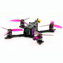 SPCMAKER 130PRO 130mm 3 Inch 3-4S FPV Racing Drone PNP/BNF w/ F4 FC 20A 4 IN 1 ESC&MINI F405 Flight Controller Brushless Motor