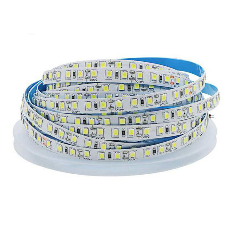 5M LED Strip Light Waterproof 24W/M SMD 2835 120LED Indoor Living Room Decor Flexible Lighting Tape White Red Green Blue Light