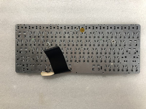 Image 2 - NEW FOR HP EliteBook 2560 2560p Keyboard US Silver frame 696693 001 691658 001