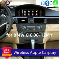 Sinairyu WIFI Wireless Apple Carplay Car Play for BMW CIC X1 X3 X5 X6 E70 E71 E84 F25 Android Mirror Support Rear Front CM