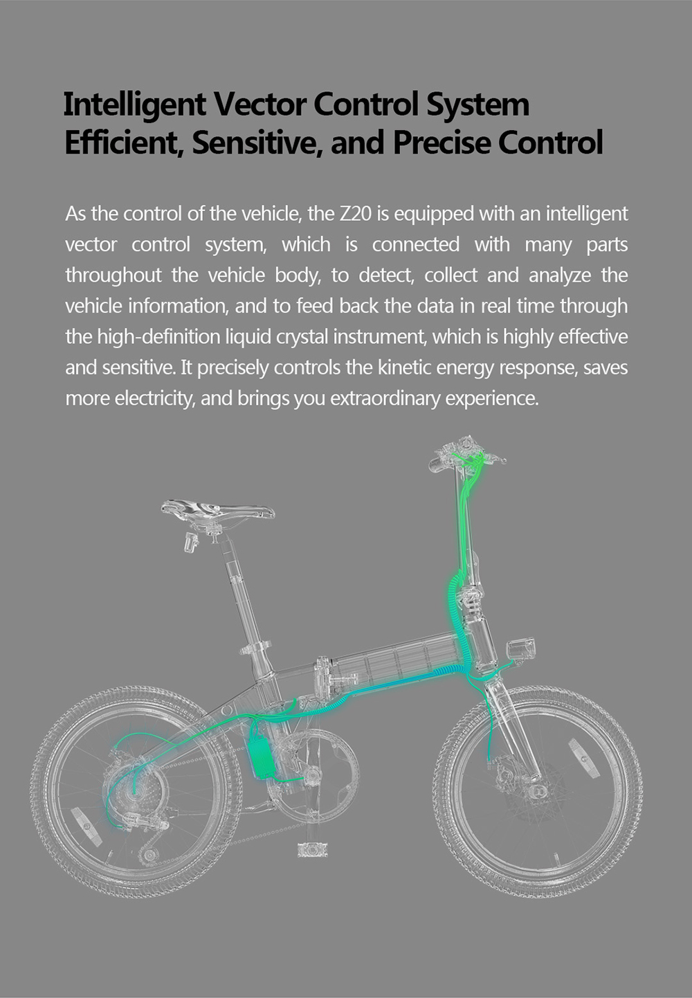 XIAOMI HIMO Z20 Electric bike (14)