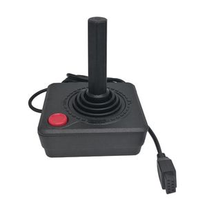Image 5 - Ruitroliker רטרו קלאסי ג ויסטיק בקר Gamepad לאטארי 2600 קונסולת מערכת שחור