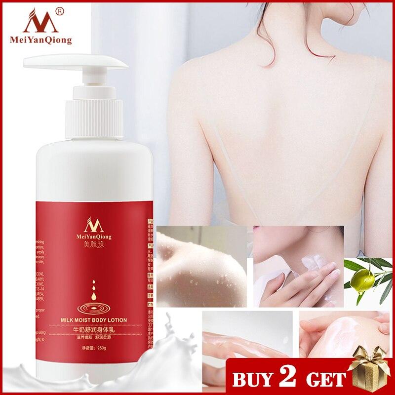 Milk Moist Body Lotion Cream Anti-chapping Nourish Rejuvenation Soft And Comfortable Whitening Beauty Super Milk Extract Essence 1