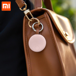 Image 4 - Xiaomi Ranres Smart Anti Lost Device Tracker Gps Locator APP Remote Key AntiLost Keychain For Kids Pet Dog Cat Child The Aged