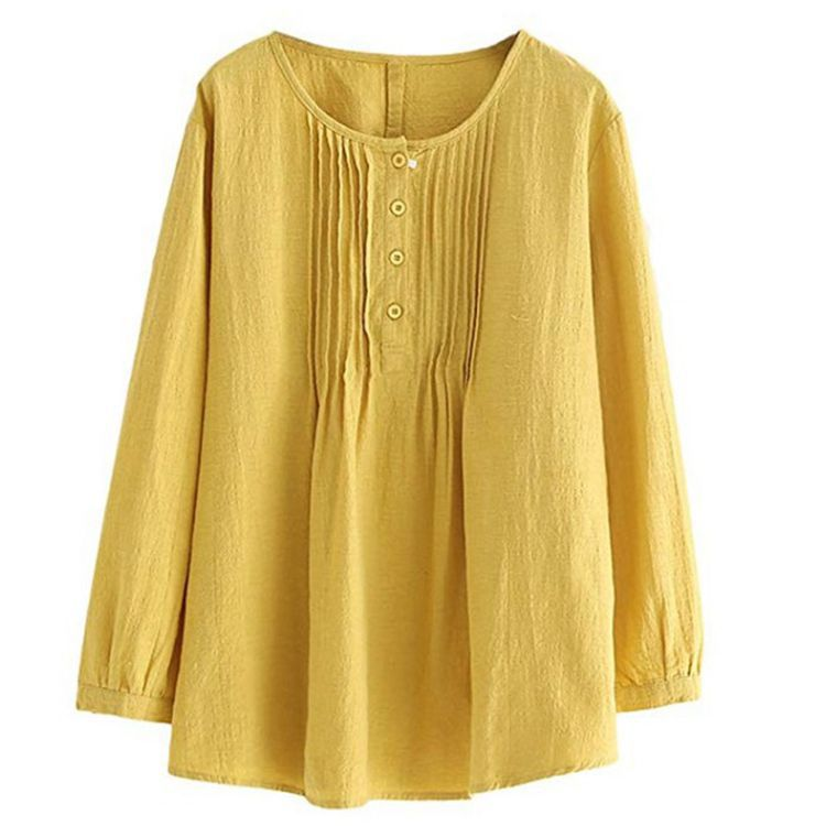boho korean tops womens clothing blouse hot much color woman shirts solid button plus size 2020 fashion female shirt