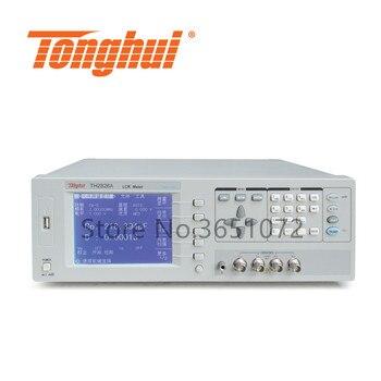 Medidor LCR Digital de alta velocidad TH2826A 20Hz-2MHz 0.1% precisión RLC