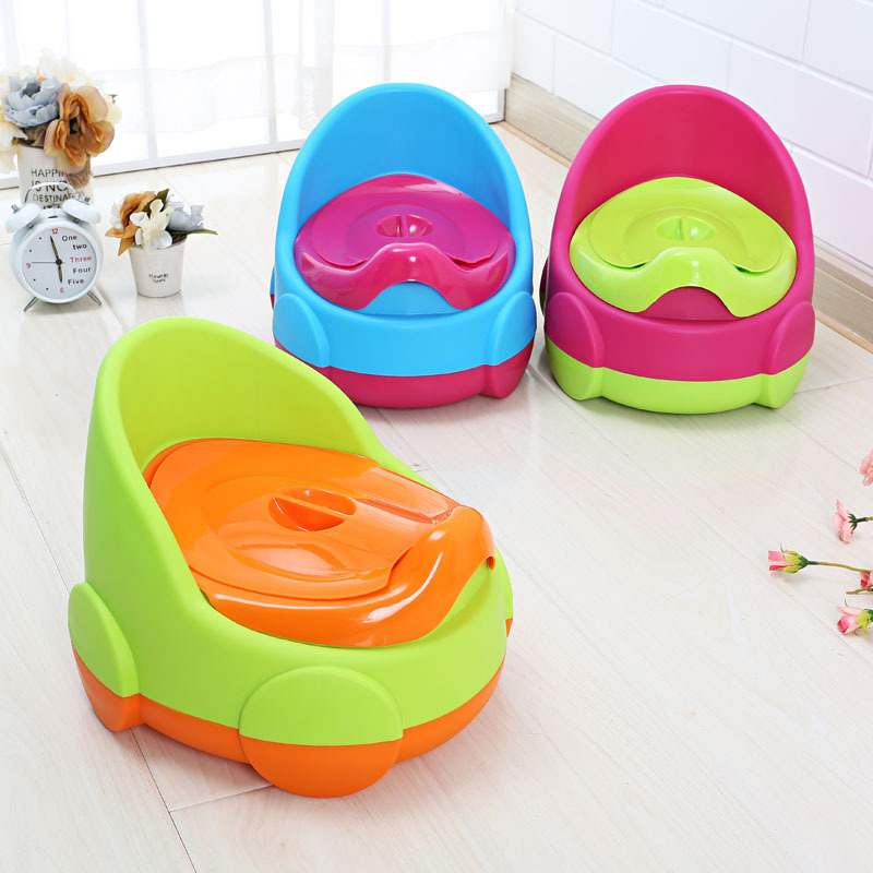 TINGLI Extra-large No. Toilet For Kids Infant Zuo Bian Deng Men And Women Baby Urinal Baby Potty Kids Small Chamber Pot