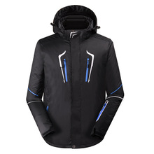 Winter jacket men/women outdoor veneer double snowboard clothing waterproof warm thickening ski suit