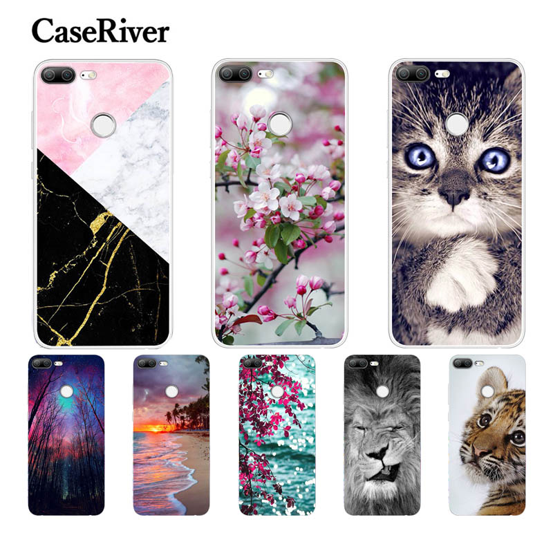 CaseRiver For Huawei Honor 9 Lite Case Cover Soft Silicone TPU Case FOR Huawei Honor 9 Lite Back Shell For Honor 9 Lite Case
