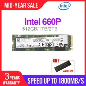 Intel 660p ssd 512GB 1TB 2TB S