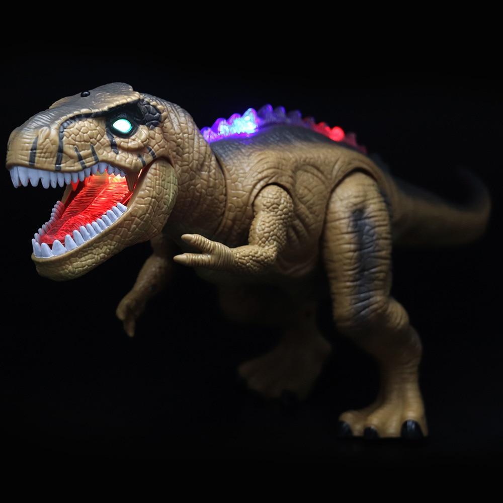 Children's Large Remote Control Dinosaur Intelligent Mechanical Dinosaur Simulation Animal Electric Tyrannosaurus Rex Toys