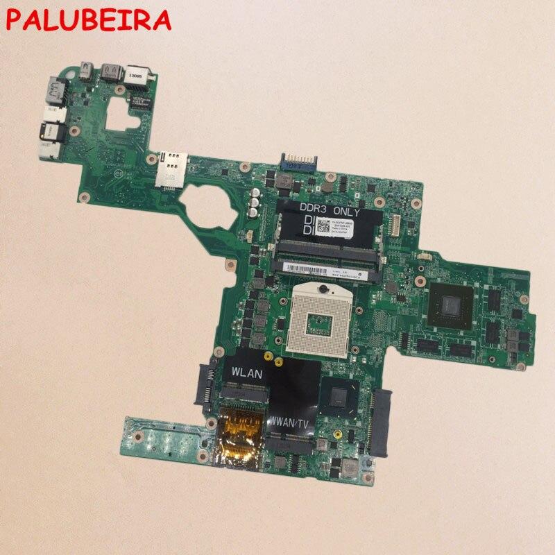 PALUBEIRA материнская плата CN-0714WC 0714WC 714WC для dell XPS L502X Материнская плата ноутбука HM67 DAGM6CMB8D0