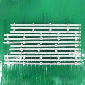 """Image 2 - 12 חתיכות LED רצועת עבור LG 47 """"ROW2.1 Rev 0.7 6916L 1174A 6916L 1175A 6916L 1176A 6916L 1177A,(3 * R1,3 * R2,3 * L1,3 * L2)"""