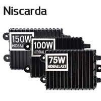 Niscarda 75W 100W 150W HID Xenon Ballast H1 H3 H7 H8/H9/H11 9005/ HB3 9006/HB4 Xenon Ballast Kit