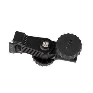Image 4 - YONGNUO LED light mounting bracket Hot shoe Mount Light Stand Bracket Swivel For Monitor LED  YN300 III YN600L II  YN608