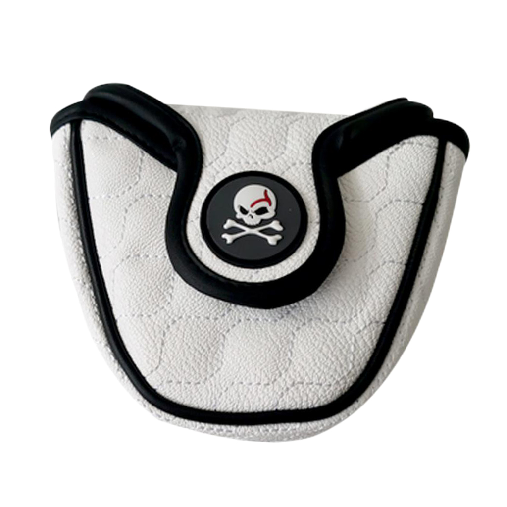 Golf Putter Headcovers - Universal Fits Both Blades And Mallets - Compact & Durable