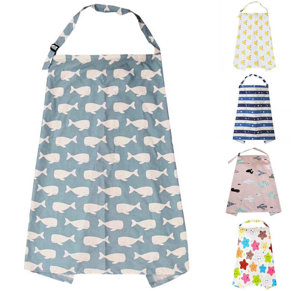 Goocheer New Breastfeeding Cover Feeding Baby Nursing Apron Women Mum Shawl Clothes Cotton Blanket Cloth Fashion Mommy Apron