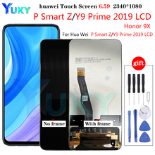 Display For Huawei Y9 Prime / Y9s 2019 STK L21, STK L22, STK LX3 Lcd Display 10 Touch Screen Replacement Tested Phone LCD Screen