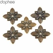 50Pcs Antique Bronze Furniture Upholstery Nail Tachas Jewelry Gift Case Box Door Sofa Decorative Tack Stud Pushpin 30*27mm