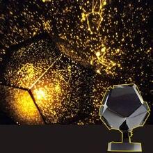 Kerst 60000 Sterren Sterrenhemel Projector Licht Diy Montage Home Planetarium Lamp Voor Slaapkamer I88