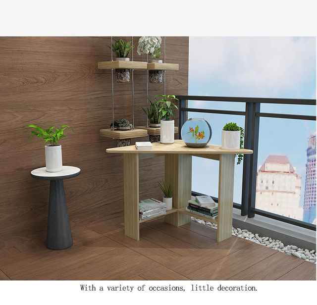 Home Office Corner Wall Desk  3