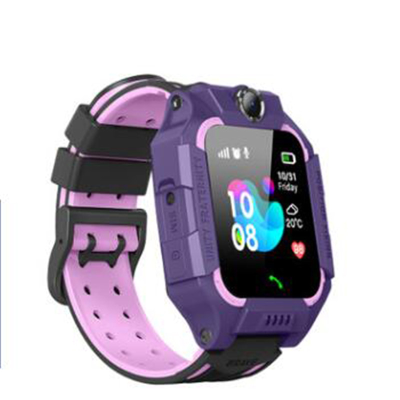 Children Telephone Watch Genius Six Generation Intelligent Touch Photography LBS Location Call Z6 Waterproof