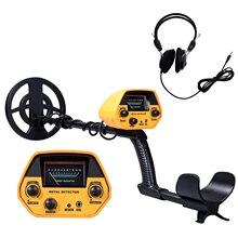 GTX5030 MD4030 Metall Detektor Unterirdischen Professionelle Gold Schatz Hunter Tracker Seeker Metall Detektor mit Kopfhörer