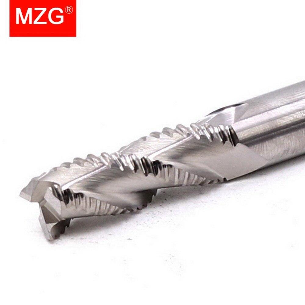钨钢粗皮铣刀3刃铝用 (8) - 副本