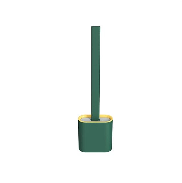 Купить tpr щетка для уборки унитаза настенный мягкий клей с длинной картинки цена