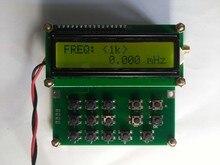 Fonte de sinal simples v1.02 ADF4351-V d6 da fonte de X-H-Y f o (35mhz-4400mhz)