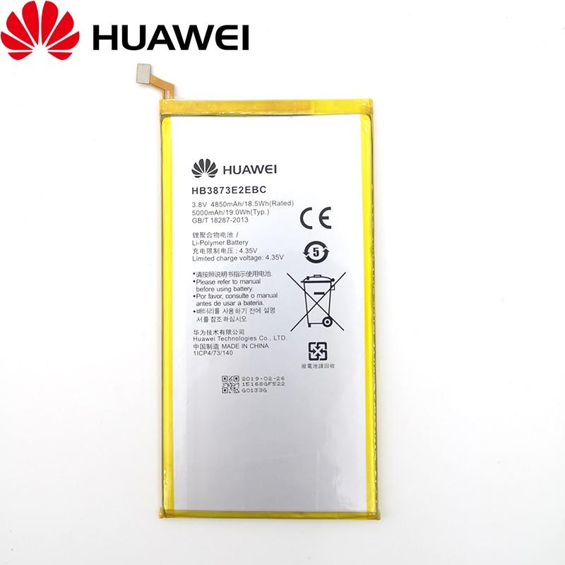 Huawei 100% Original 5000mA HB3873E2EBC Tablet Battery For Huawei mediapad X2 Honor X1 7D 503L 7D 501U High Quality Battery|Tablet Batteries & Backup Power| |  - title=