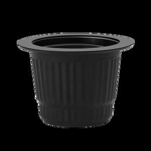 Image 3 - ICafilas 50 ensembles jetables vides pour Nespresso et couvercles en aluminium adhésifs joints pour Nespresso Capsule bricolage propre café