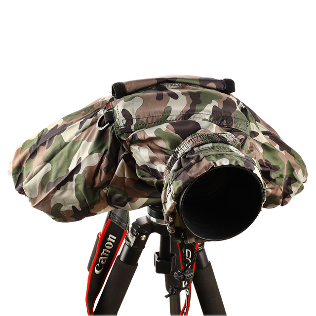 Protector Camera Rain Covers Rainproof Waterproof Coat Bag Professional Dustproof for Canon/Nikon/Pendax/Sony DSLR SLR