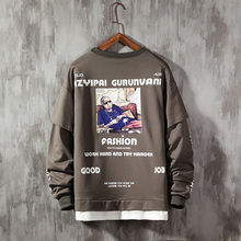 funny print  Sweatshirt Men Women Digital printing Casual Hoodies Hipster Cotton Sweatshirts Outerwear худи print bar hipster