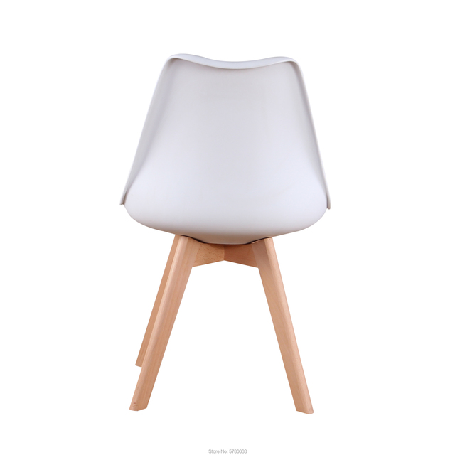 A set of 4 Retro Style Dining Chairs 2