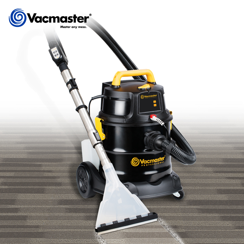 Vacmaster Carpet Vacuum Cleaner for Home, 19000PA, Powerful, Construction Vacuum Cleaner, Car Cleaner, 20L, Stainless Steel