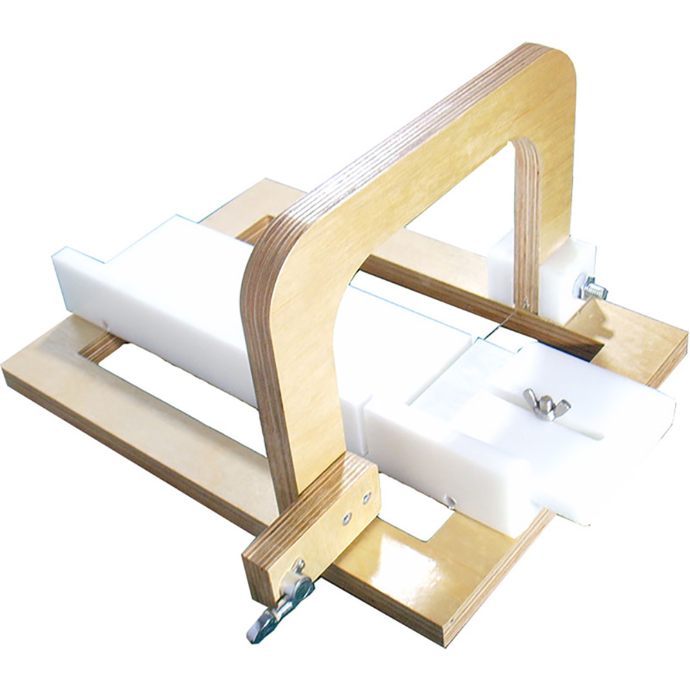 New Professional Hand-made Cold Soap Cutter DIY Soap Steel Wire Cutting Machine Y