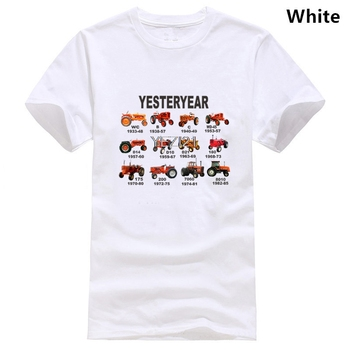 Camisa de tractor naranja, camisa allis chalmers, camisa de tractor vintage, camisa...