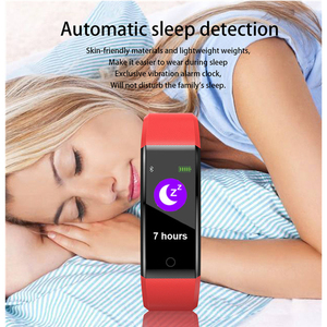Image 5 - B05 Smart Watch With Heart Rate Monitor Pedometer Bracelet IP67 Waterproof Fitness Sport Smartwatch Connect IOS Android 1yw