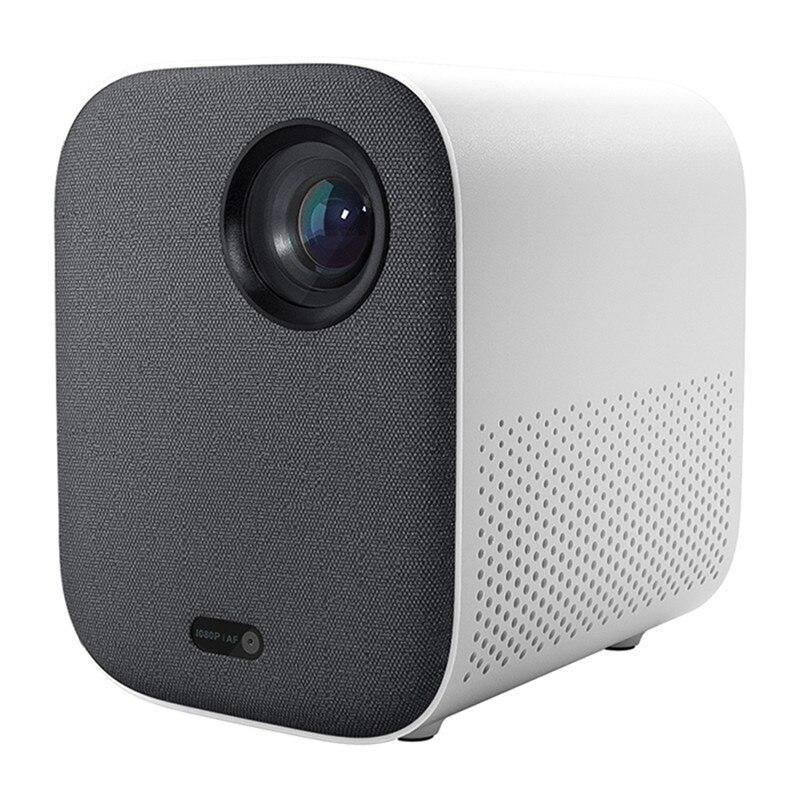 2019 Xiaomi Mijia Mini projecteur DLP 1080P Full HD AI télécommande vocale 500ANSI 4K vidéo 3D WIFI Proyector projecteur Portable - 3